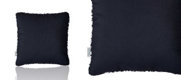 SCATTER CUSHION - SOLID DARK GREY