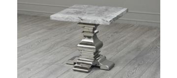 Warwick Side Table Grey