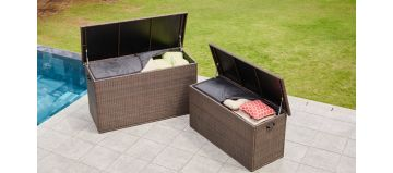 Matching Rattan Large Storage Box
